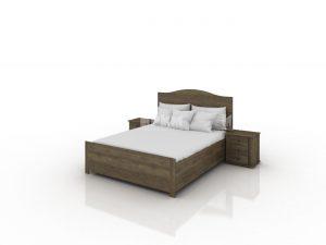 Спален комплект Сити 7030