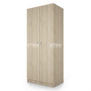 Двукрилен гардероб Сити 1007