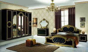 Спален комплект Бароко