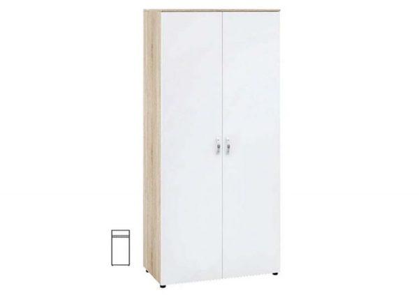 Двукрилен гардероб Дамяна М 018