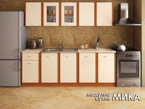 Модулна кухня Мика