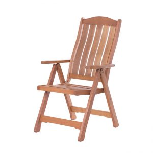 Градински дървен сгъваем стол IVAR