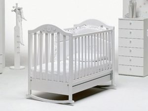 Бебешки легла