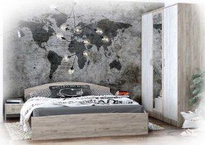 Спален комплект 164X190 Сирена